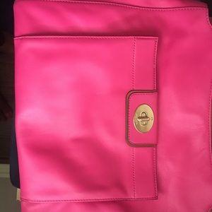 Kate Spade Hot Pink Shoulder Bag